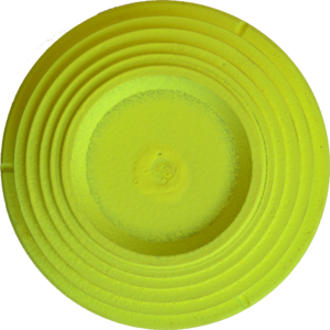 Clay target standard Yellow